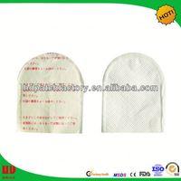 2014 heating body pad high quality new design hot foot warmer pad