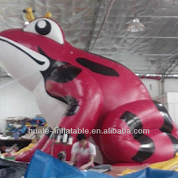 New arrival popular inflatable cartoon for advertisement Guangzhou factory manufactured