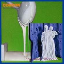 figure moulding liquid rtv-2 silicone rubber for making statue mold