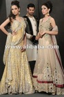 pakistani bridal wedding dress sharara gharara
