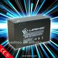 12 9 voltios amperios hora de alarma de la batería
