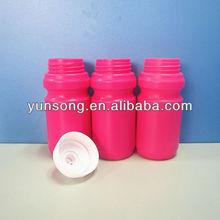 PE sports water bottle 350ml
