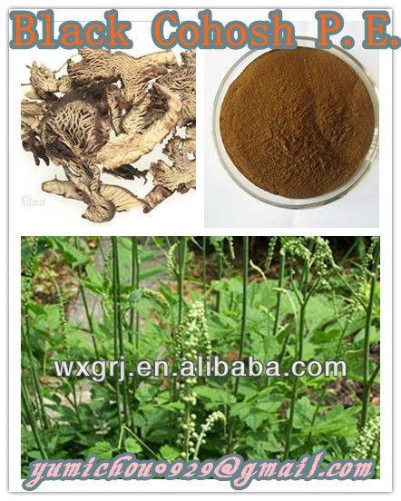 Manufacturer Black Cohosh/Cimicifuga Racemosa Extract Triterpenoid Glycosides