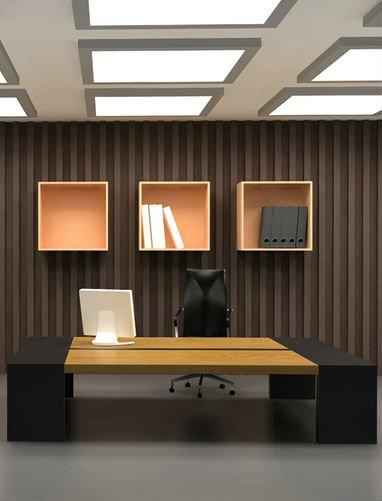 Papel de parede para escrit rio paredes - Home decor business name ideas style ...