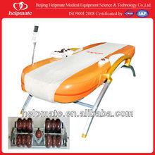 massaggio di vibrazione elettrico tormalina rullo letto giada