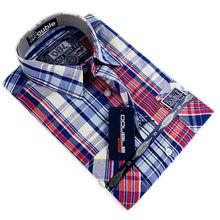 2015 new design men casual shirts