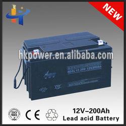 Good quality 12v 200ah mf auto battery