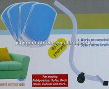JY6001 ez move sliders / furniture easy move / plastic easy glide sliders