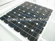 Poly crystalline silicon solar pv array system 260w