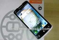 Lenovo A820T 4.5inch Quad Core 3G Smartphone MTK6589 1.2Ghz IPS Screen 960x540 px 1GB RAM 4GB ROM Camera 8.0MP