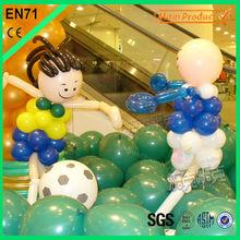 12'' latex balloons /China balloon factory for christmas and halloween holiday