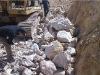 White Barite Lump Ore Minerals