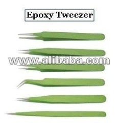 High Precision Stainless Medical Tweezer