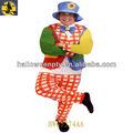 funny payaso para traje de fiesta de carnaval