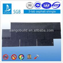 san-gobuild 3 tab roof shingle bitumen