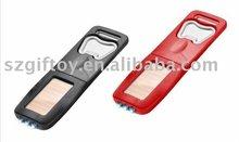 2013 new promotional LED Solar Flashing Keychain
