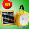 small portable solar led light for home use solar lighting