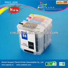 case cartridge hp For HP88 HP L7590 L7580 L7380 K550