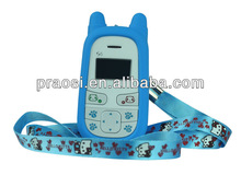 kids mobile phone with phone chain,SOS MP3 Childern phone S5