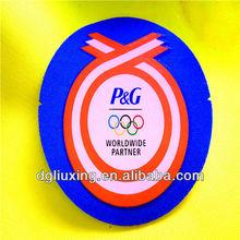vestuário rolos de adesivo para móveis etiqueta tecida