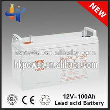 solar system deep cycle batteries 12v 100ah ups accumulator