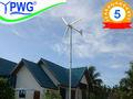 chinois éoliennes 2kw avec le certificat ce