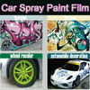 Car Rubber Liquid Plastic Dip Coating 400ml