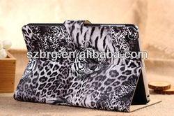 Leo Leopard Cheetah Print Leather Flip Cover for ipad mini animal cases