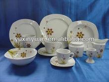 Factory porcelain 16pcs dinner set