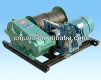 fast line speed JK-1.5T electric winch