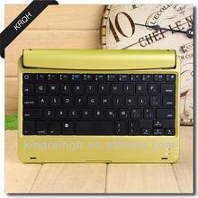 Metal bluetooth keyboard case for iPad Mini