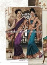 Ethnic Silk Designer Sarees