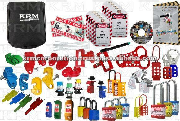 Image Result For Lock Out Tag Out Kits