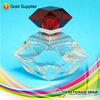 High Range Polishing Glass Perfume Sample Bottle