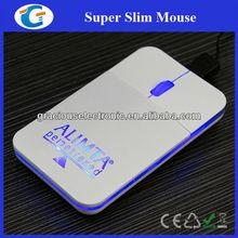 Custom light up Portable optical Slim LED mouse GET-ML006