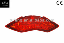 RED LED TAIL LIGHT WITH TURN SIGNALS FIT FOR KAWASAKI Z1000