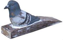 Dove bird doorstop