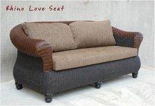 RHINO LOVE SEAT