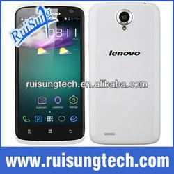 Lenovo S820 Smartphone Android 4.2 MTK6589 3G 4.7 Inch HD Screen 13.0MP Camera- White