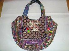 Sacos de mão tradicionais étnicas bolsas bordadas