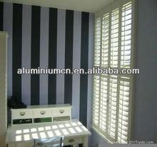 adjustable sun shade aluminium louvers profiles