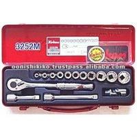 Koken Tools Hand Sockets Set 3252M -4