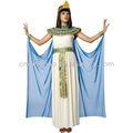 Elegante de Halloween carnaval de egipto Cleopatra traje adulto