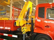 XCMG truck crane SQ5ZK2Q/SQ5ZK3Q (5ton telescopic boom hydraulic mobile crane )