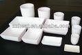 pequeno laboratório de cerâmica de alumina de barco