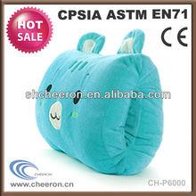 Baby bed stuffed cushion plush pillow