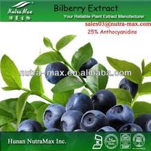 Blueberry Extract Juice 65 Brix 15% 25% anthocyanidins