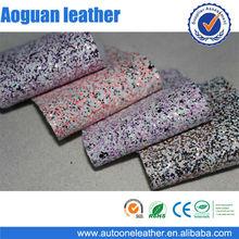 Colorful shining glitter fabric wallpaper A1532