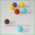 color de espuma eva bola de tiradores para los niños jugando pistola de juguete