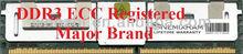 8GB(1X8GB)1333MHZ PC3-10600 240-PIN CL9 2RX4 ECC REG LP DDR3 Server RAM, Wholesale, 3 yrs warranty